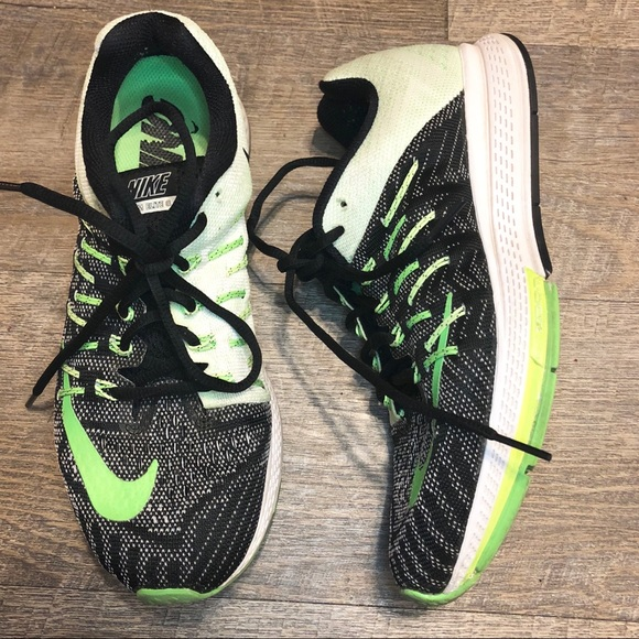 bd54db53b97f Nike Women s Zoom Elite Running Shoe Size 8